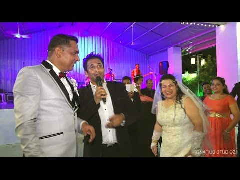 Man Smart  Women Smarter | Robert Trebella's Fun Wedding (View HD)