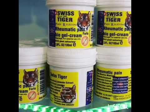 Swiss tiger bio gel
