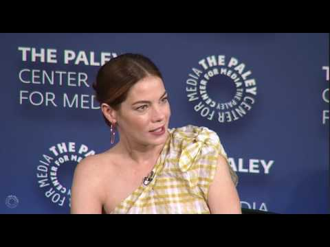 Paley Fest The Path   Oct 9 2016 Jessica Goldberg, Hugh Dancy, Aaron Paul, Michelle Monaghan