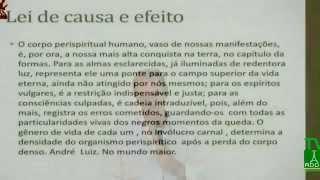 Aguinaldo de P. Vasconcelos  - As doenças sob a Ótica Espirita - 27/10/2015