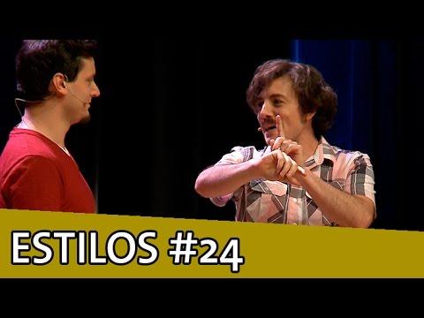 IMPROVÁVEL - ESTILOS #24