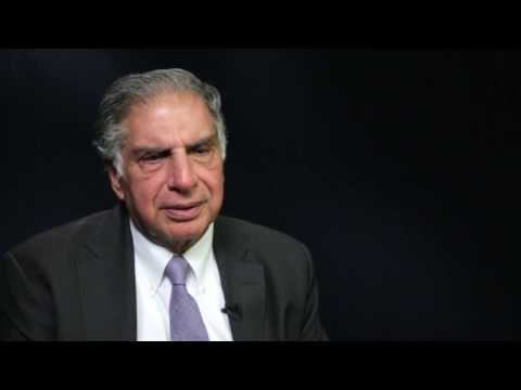 Engaging Leaders: Ratan Tata Remembers the 2008 Mumbai Attacks