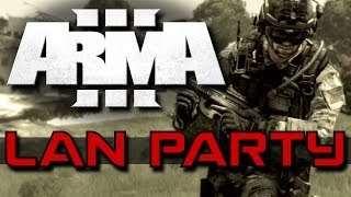 Arma 3 King of the Hill - LAN Party