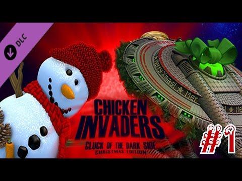 full version of chicken invaders 1 gameplay