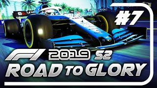 MIRACLES OCCUR! DNFs ARE HAD! & POINTS ARE SCORED! - F1 2019 Road to Glory Career - S2 Part 7