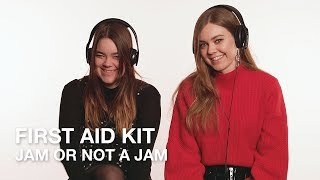 First Aid Kit Play Jam or Not a Jam!