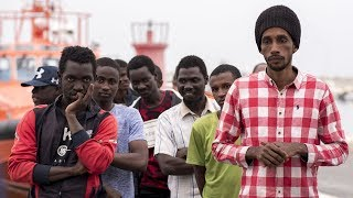 Spain awaits arrival of 629 migrants rejected by Italy and Malta