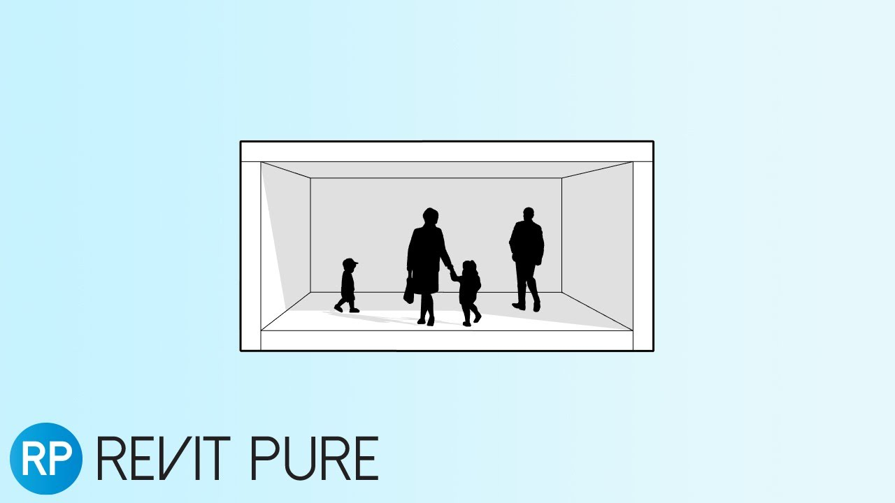 9 Steps to Create Beautiful Entourage In Revit — REVIT PURE
