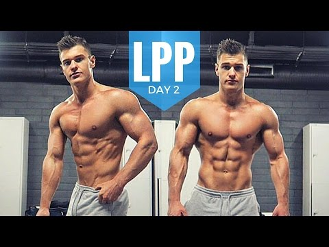 Rob Lipsett's LPP Day 2: Push Day (A)