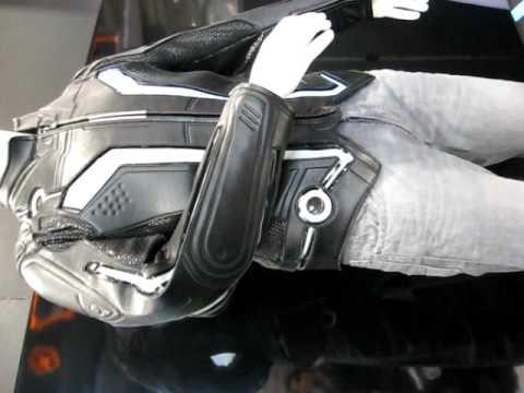 Tron Motorcycle Jacket