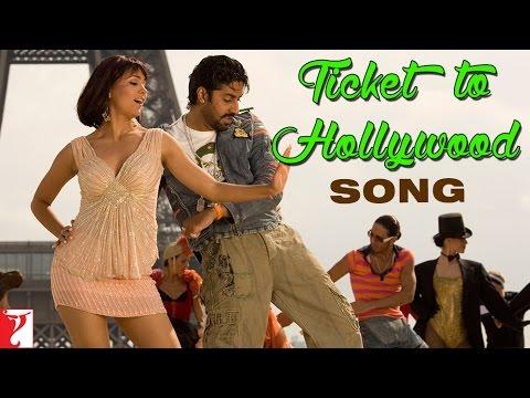 Ticket To Hollywood - Song - Jhoom Barabar Jhoom