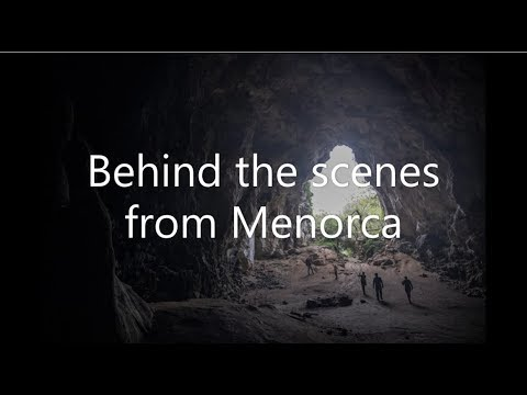 Behind the scenes from Menorca (Language: English)