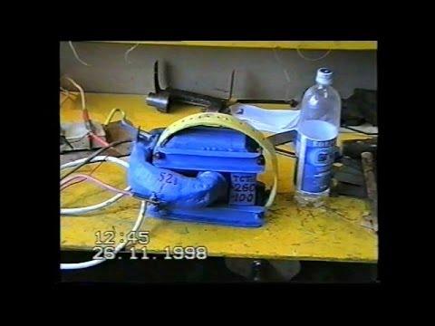 Намоточный станок самодельный трансформатор 40