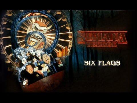 Terror en Six Flags Pepe & Teo