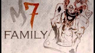 M7 Family - عيون الحمرة - Kamikaze || راب عربي دس
