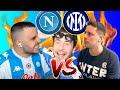 Napoli VS Inter - BOTTA e RISPOSTA ● Fius gamer VS Luca Mastrangelo