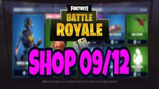 Today's SHOP 9 DECEMBER on FORTNITE: skin RANGER NATALIZIO and OPERATION ZABAIONE