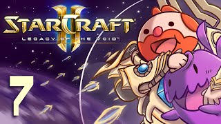 StarCraft II: Legacy of the Void [Part 7] - Amon