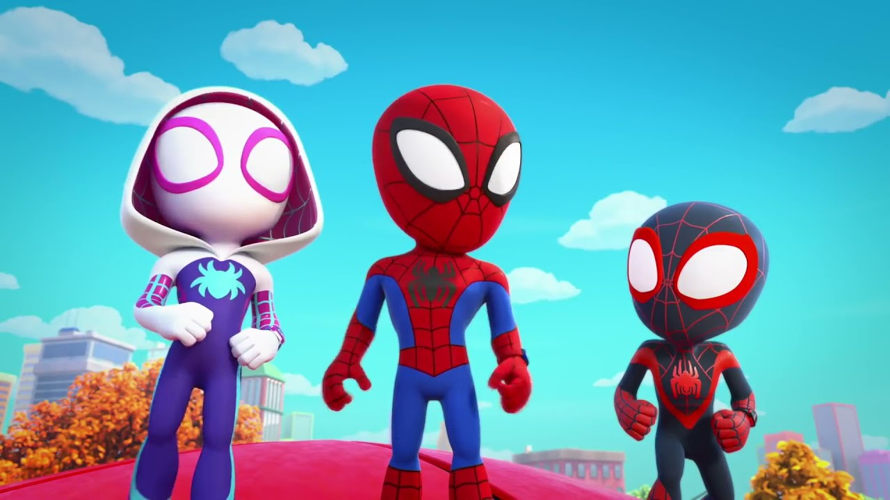 Download Spidey and His Amazing Friends Trailer