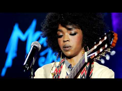 Lauryn Hill - You're Just too Good to Be True HQ