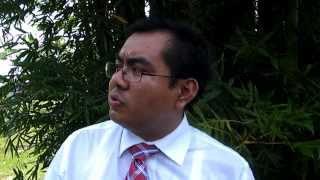 Aliber Sánchez Jiménez, rector de la Universidad Intercultural del Estado de Puebla Huehuetla