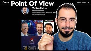 Matteo Salvini su TikTok: una sconfitta per tutti