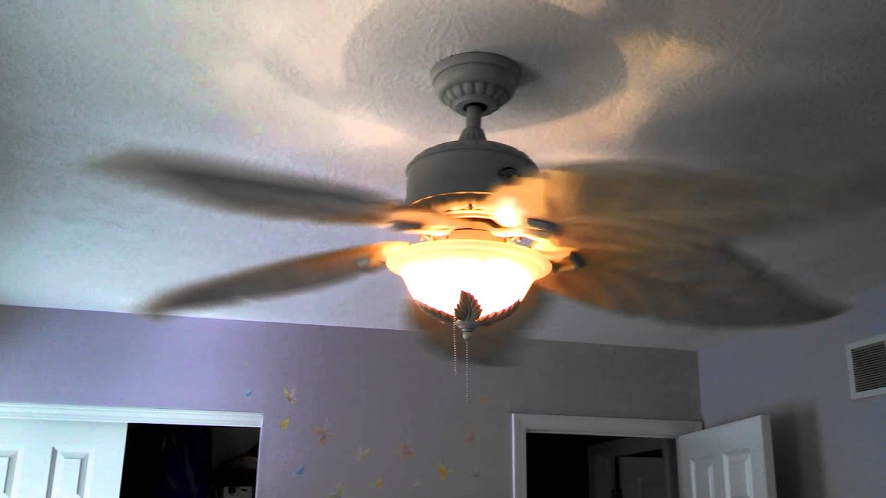Awesome Ceiling Fans At My Parents House   Youtube