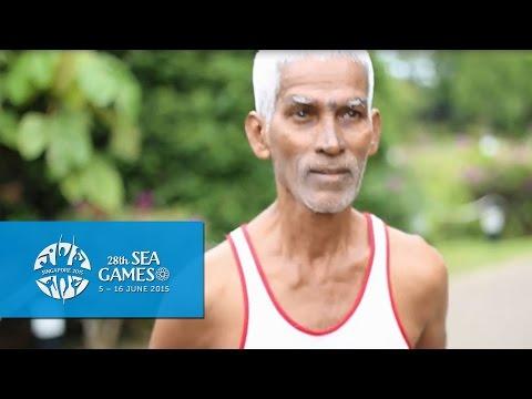 SEA Games veteran runner, 64, still trains 4 times a week