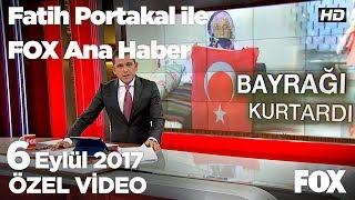 Eğitim Bakanı Atatürk'süz Müfradat için konuşmadı...  6 Eylül 2017 Fatih Portakal ile FOX Ana Haber