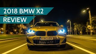 2018 BMW X2 xDrive25d review