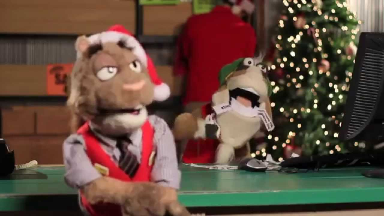 Sid The Squirrel Crabtree Furniture Black Friday Commercial