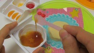 OMG! Pudding Parfait Diy Candy Popin'Cookin ~ プリンパフェ 知育菓子