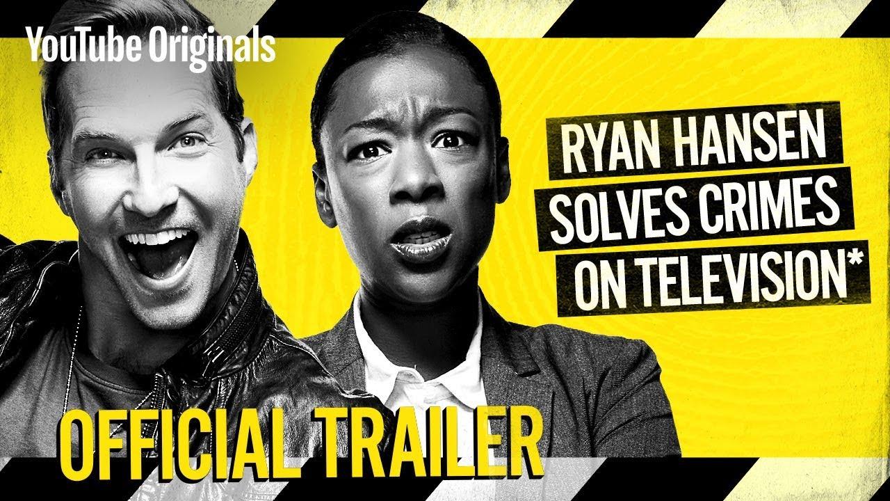 Ryan Hansen Solves Crimes on Television*  - OFFICIAL TRAILER #1
