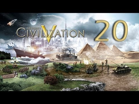 Let's Learn Civilization V -20- Boosting Happiness