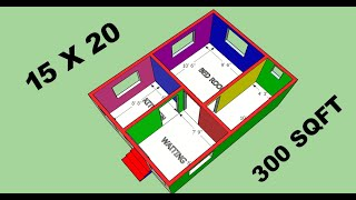 300 Sq Ft House Plans