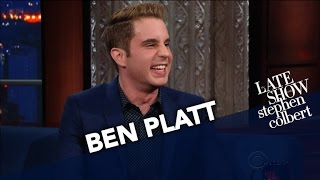 Download lagu Ben Platt Made Stephen Cry For Two Hours Straight