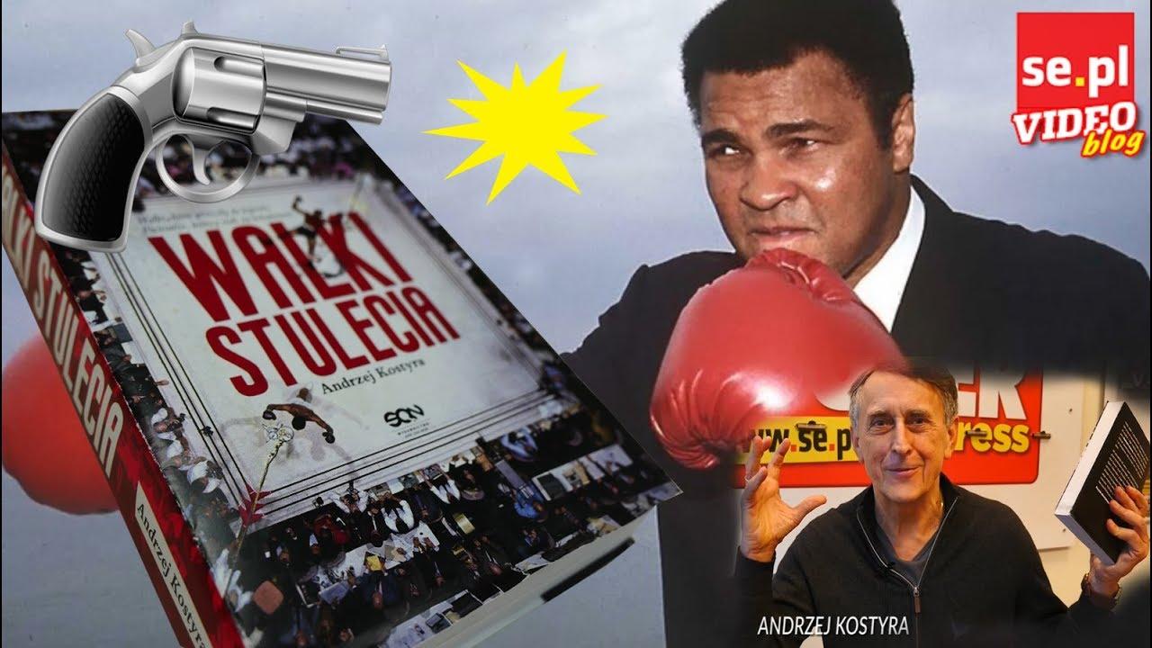 Szalony Muhammad Ali pośmiewiskiem USA?!    l ANDRZEJ KOSTYRA