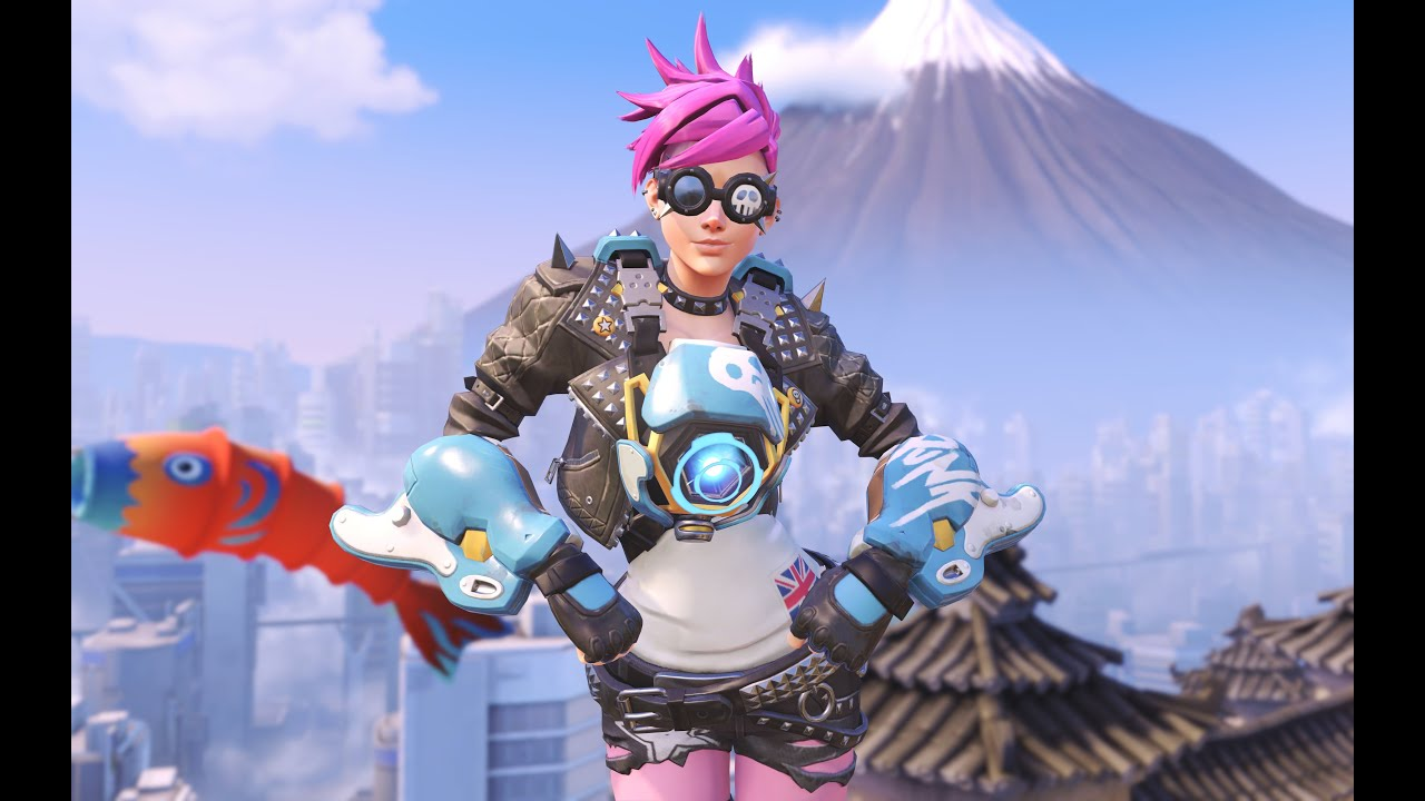 Overwatch wallpapers images photos pictures backgrounds - Overwatch Tracer Hidden Quote Youtube
