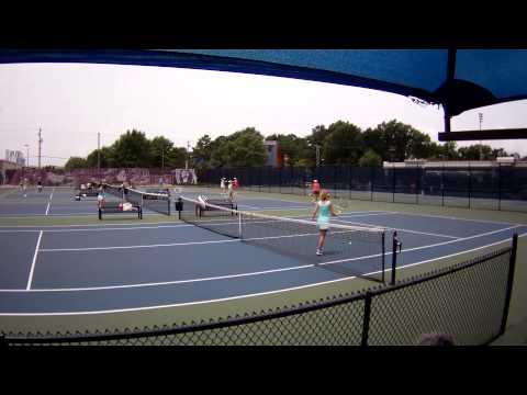 USTA 3.5 Women's Districts Singles: Duyen