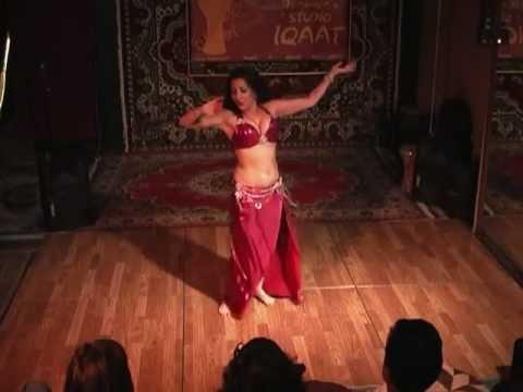 Farrah Talei - En Rah Minnik Ya Ain - 3/31/12