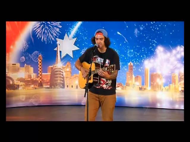 Australias Got Talent Mark Lowndes singer songwriter