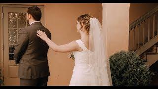 The Wedding Teaser of Julian + Leah // CUTEST First Look Reaction