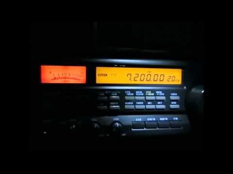 7200 Khz Radio Omdurman Sudan