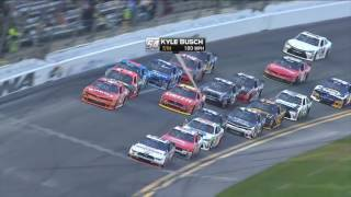 NASCAR Worst Driver Injuries Part 1