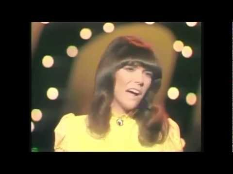 The Carpenters - Rainy Days And Mondays (vocals only) + other bits