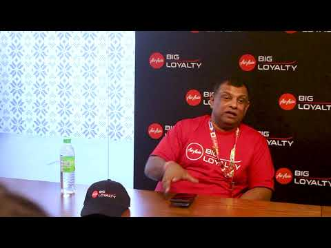 Interview with Tony Fernandes: How AirAsia Stays Ahead of the Curve