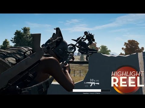 Highlight Reel #317 - Battlegrounds Player Should Have Closed The Door