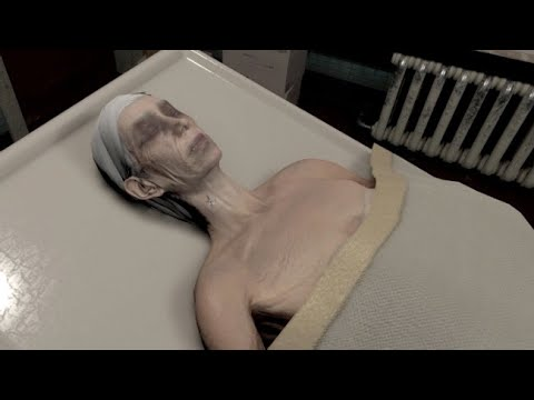 The Mortuary Assistant - Embalm a Creepy Dead Body in this Freaky Little First Person Horror Game!
