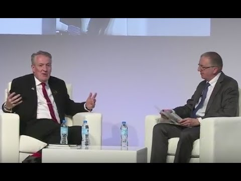Interview with Peter Bellew, CEO of Malaysia Airlines at ATM (April 2017)