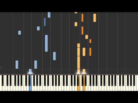 Chrono Cross - Radical Dreamers (Y. Mitsuda) - Piano Tutorial